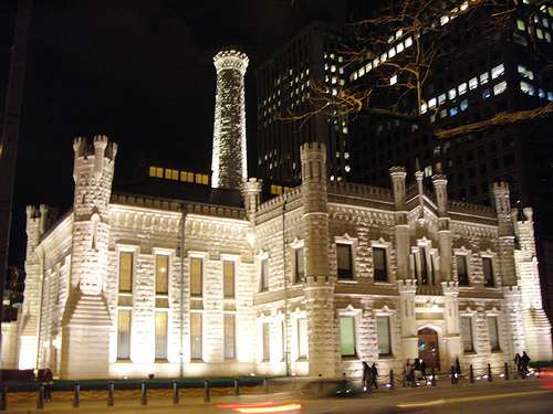 Chicago-Water-Works-Pumping-Station